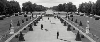 Scene From Last Year In Marienbad- Great Flick